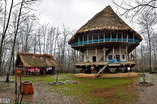 عکسموزه میراث روستایی گیلان