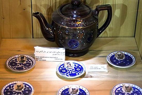 عکس موزه تاریخ چای ایران