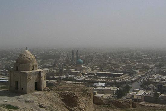 آرامگاه ننه نادر (مادر نادرشاه) فارس