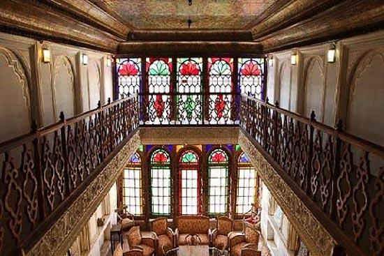 باغ موزه نارنجستان قوام فارس