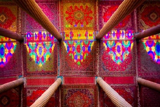 مسجد نصیرالملک فارس