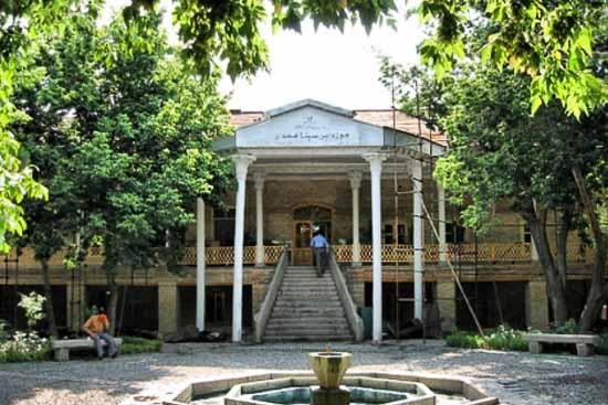 باغ موزه نظری