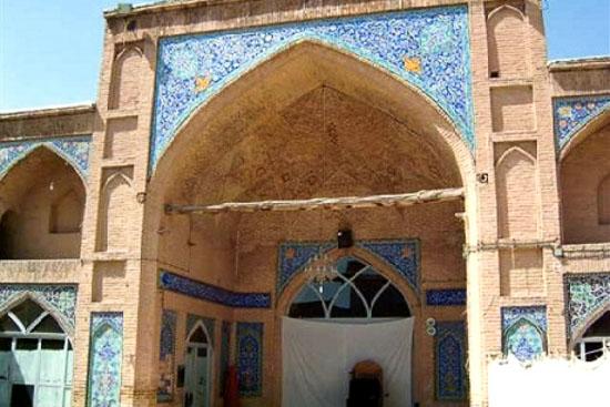 مسجد نو (مسجد اتابک) فارس