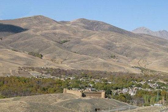 روستای اشتران