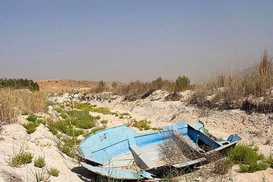 دریاچه پریشان فارس
