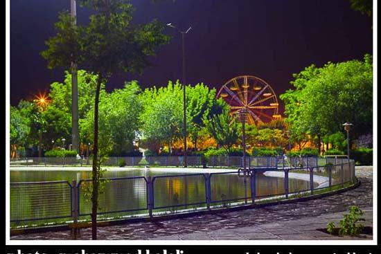 پارک لاله کبودرآهنگ