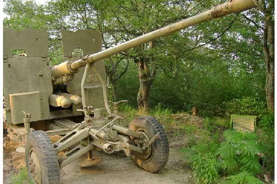پارک موزه دفاع مقدس گلستان