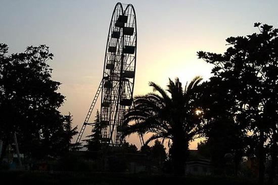عکس پارک فجر