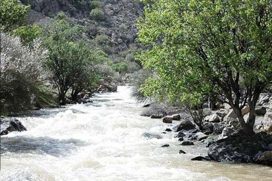 پارک ملی بختگان فارس