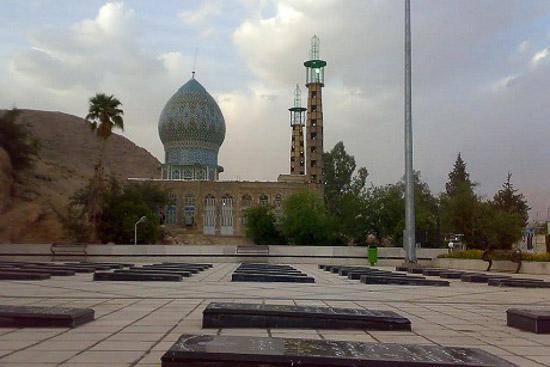 آرامگاه سید علاءالدین حسین پیر مراد داراب فارس