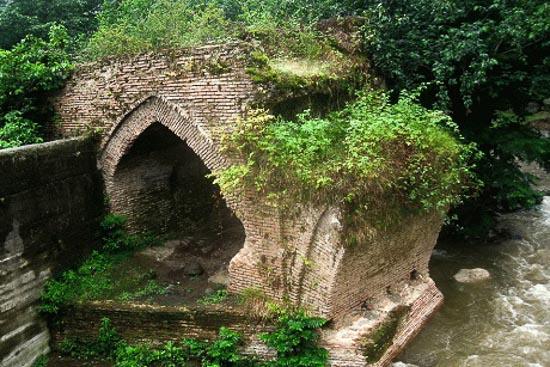 پل شاه عباسی املش