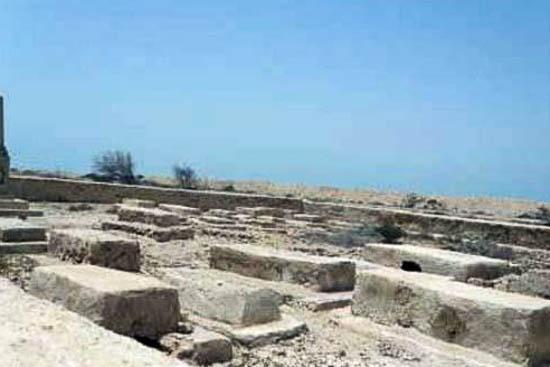 گورستان تاریخی روستای رمکان عکس