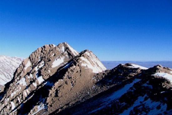 کوه رنج سپیدان فارس
