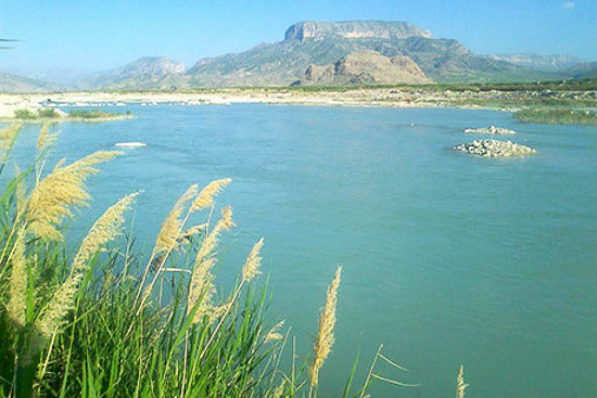 رودخانه فهلیان فارس