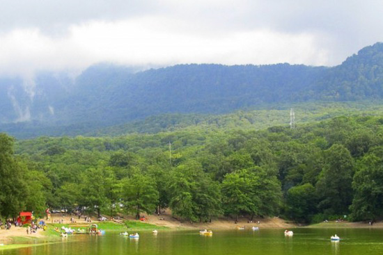 عکس روستای عباس آباد