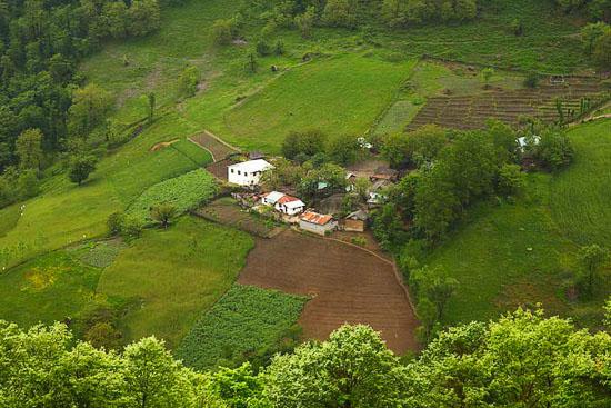 عکس روستای گیلده