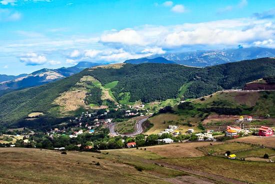 عکس روستای حیران