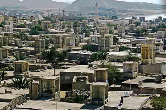 روستای لافت عکس