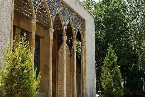 خانهی طباطباییها بخش اندرونی