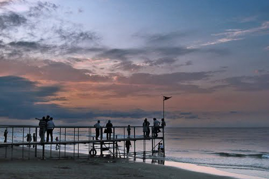 عکس ساحل کاسپین