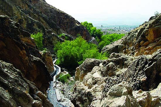 سراسیاب قیر و کارزین فارس