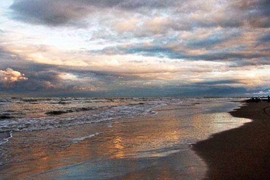 سواحل شرقی دریای خزر