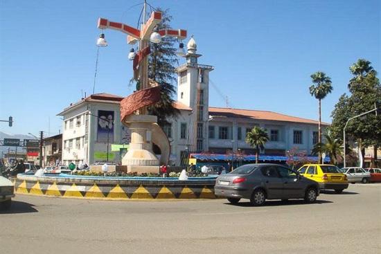 بنای تاریخی شهرداری رودسر