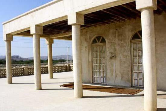 مسجد جامع برخ عکس