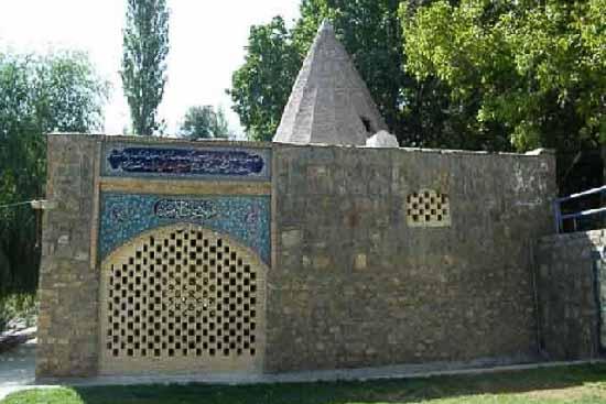 آرامگاه بابا پیر (شیخ ابا عدنان)