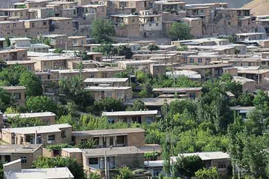 روستای تاریخی قمبوان صنایع دستی