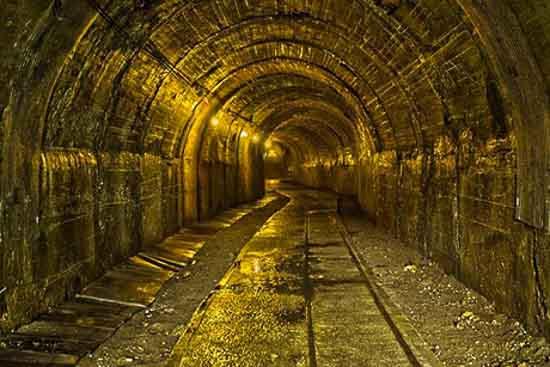 معدن طلای موته دروازه