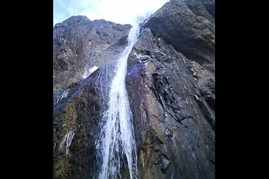 آبشار طامه