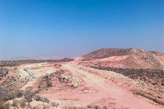 منطقه شکار ممنوع کوه هوا و تنگ خور فارس
