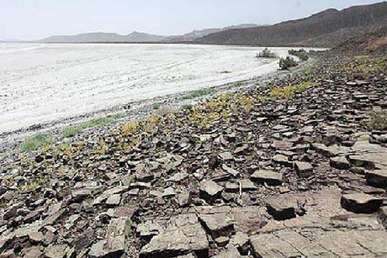 دریاچه طشک فارس