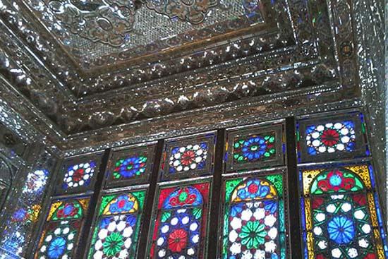 خانه زینتالملک فارس