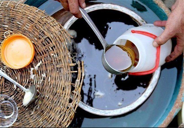 جشنواره شیره پزی