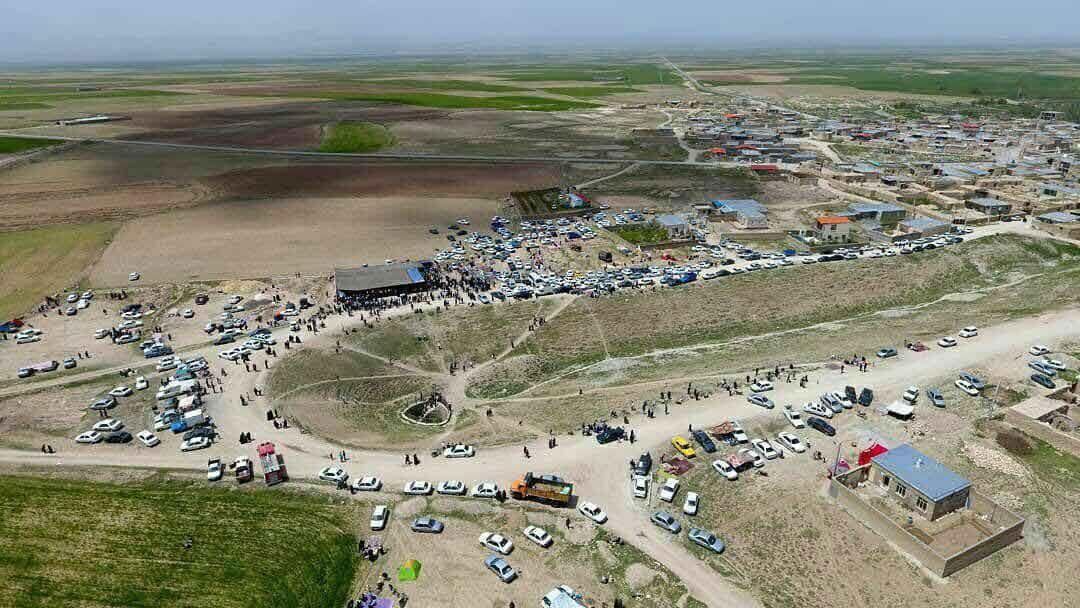 منطقه هیزج همدان