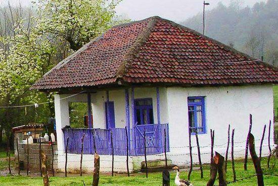 روستای سیبلی گیلان