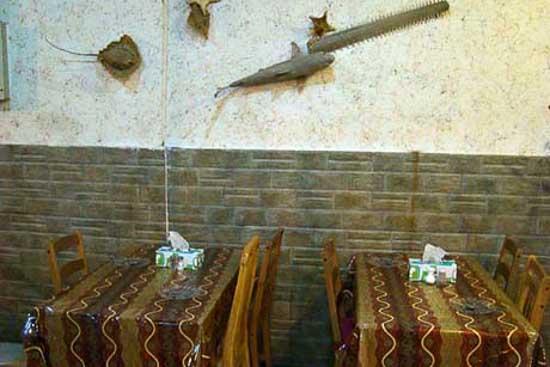 رستوران عمواکبر غذا