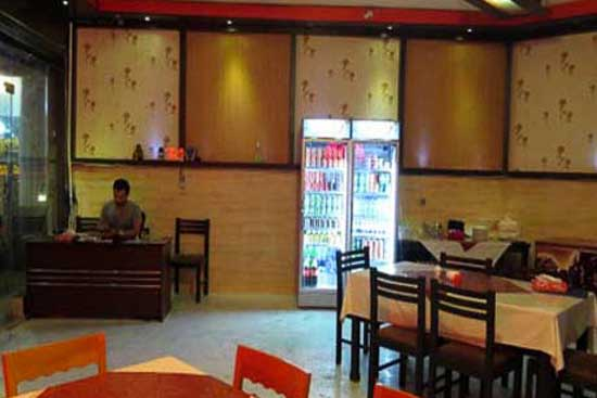 رستوران عمو داود 2 غذا