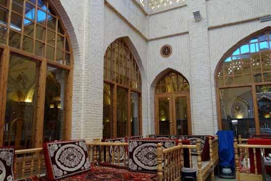 رستوران باستاني غذا