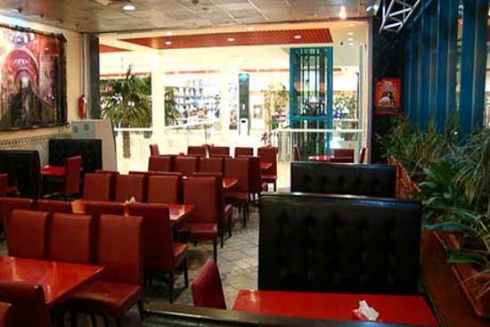 رستوران بوف ( پردیس ) غذا