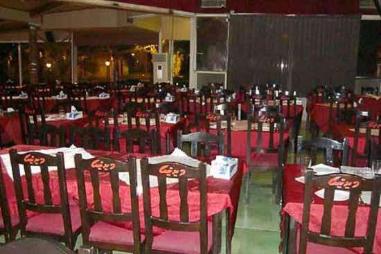 رستوران دیدنیها غذا