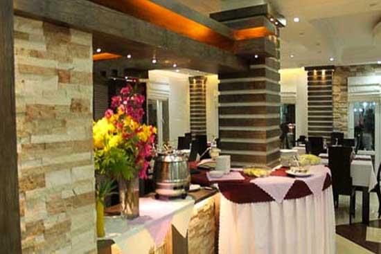 رستوران قصر سفید غذا