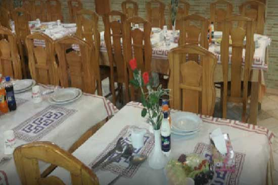 رستوران مارال غذا