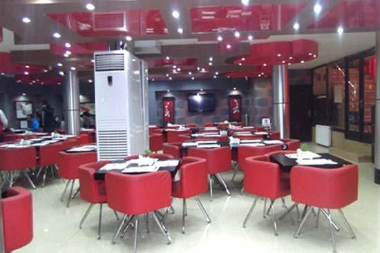 رستوران پارتاک غذا
