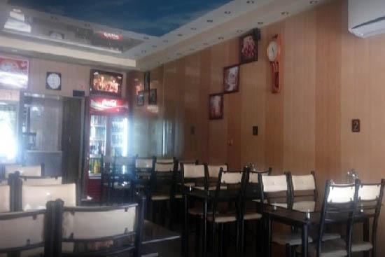 رستوران ستاره غذا