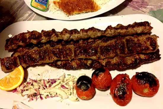رستوران شبدیز
