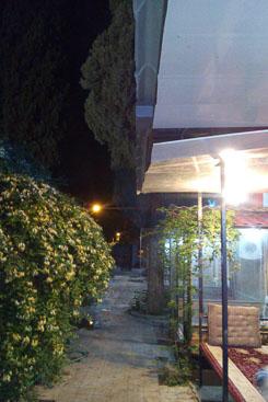 رستوران شمس العماره