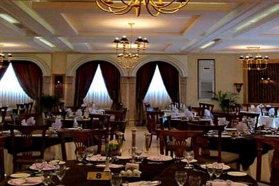 رستوران شاندیز VIP غذا